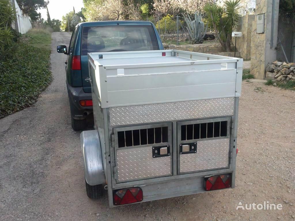Remolque para llevar perros de caza remolque de caballos